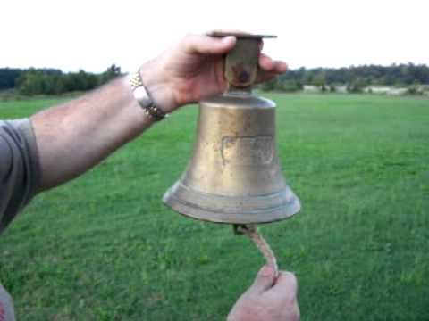 1939 ww2 german ps graf spee ships bell ringing youtube for Doorbell in german