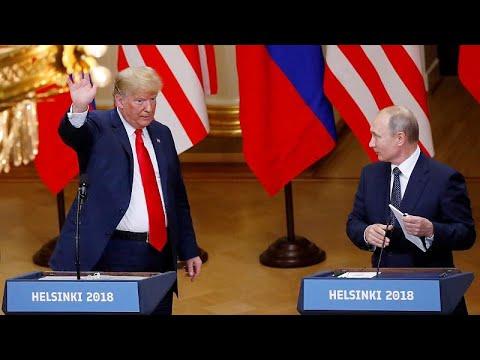 Trump cancela reencontro com Putin em apoio da Ucrânia