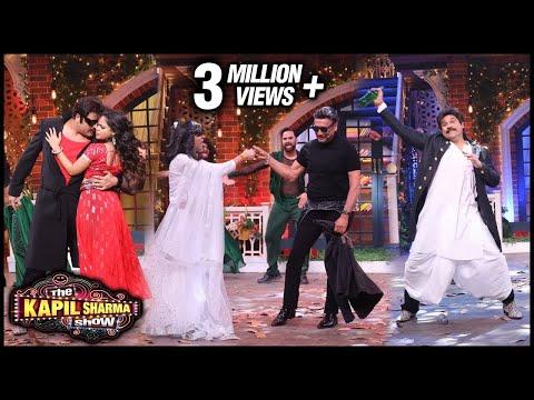 Tribute To Jackie Shroff By Krushna Abhishek, Bharti Singh, Kiku Sharda | The Kapil Sharma