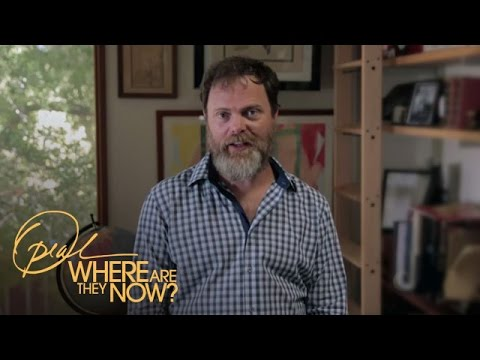 The Unexpected Spirituality of The Office Star Rainn Wilson  Where Are They Now  OWN