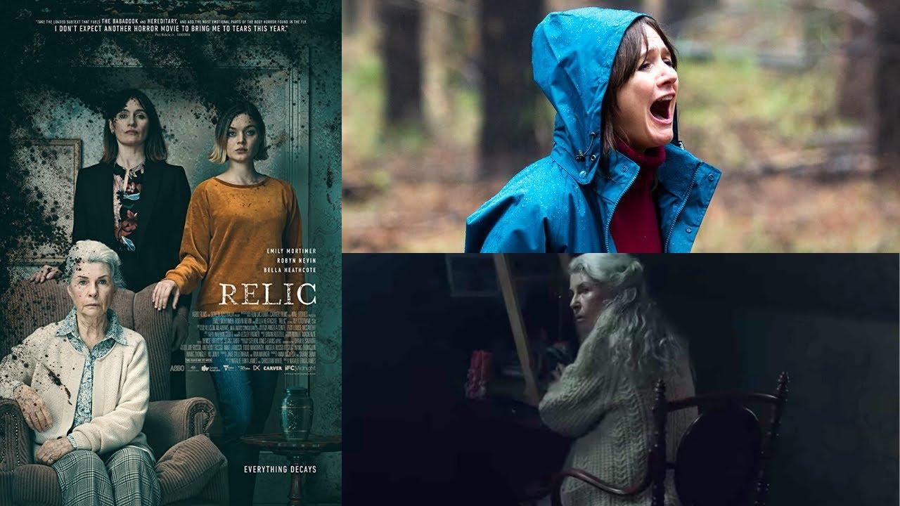 شرح فيلم Relic