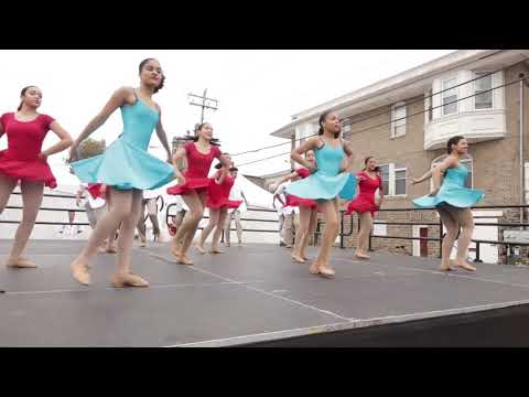 Esperanza Academy Dance Ensemble @ Olney Youth Arts Festival 2018