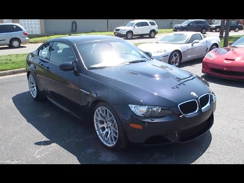 2011 BMW M3 (E92) Competition Package Walkaround, Start up, Exhaust, Tour and Overview