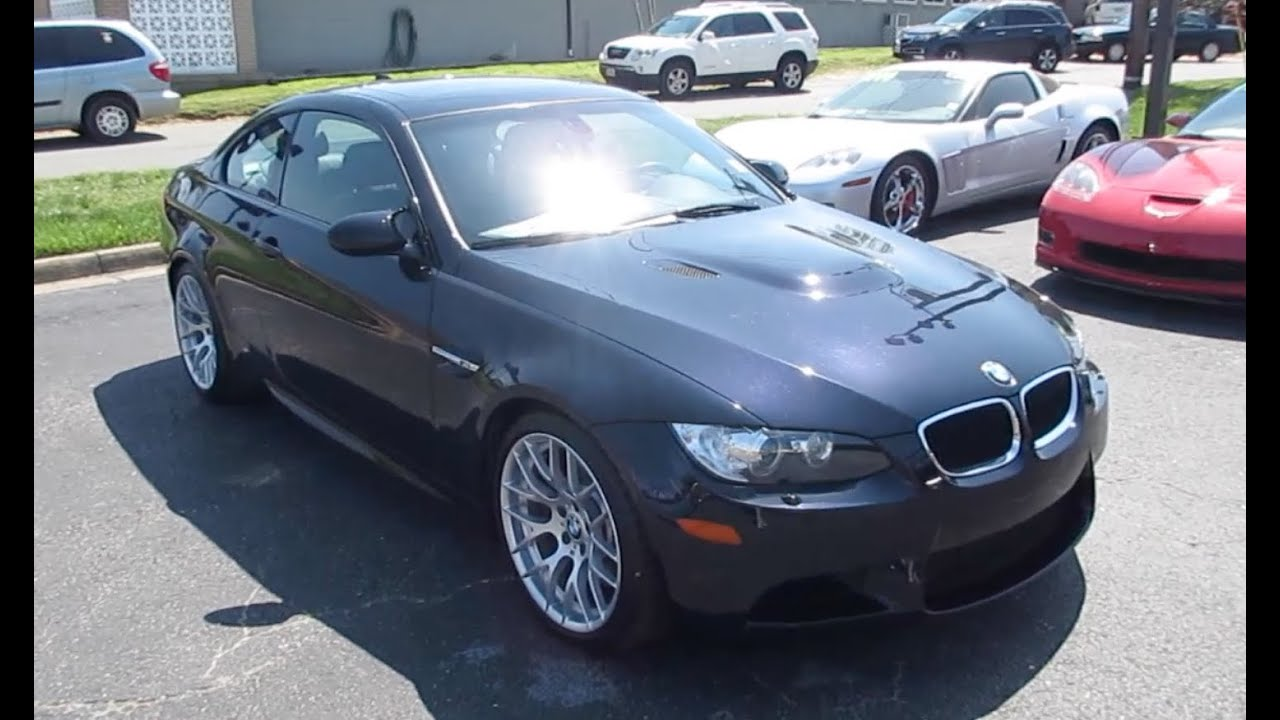 2011 BMW 328I >> 2011 BMW M3 (E92) Competition Package Walkaround, Start up, Exhaust, Tour and Overview - YouTube