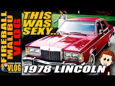 Sexy 1978 LINCOLN VERSAILLE - Best Car Stories