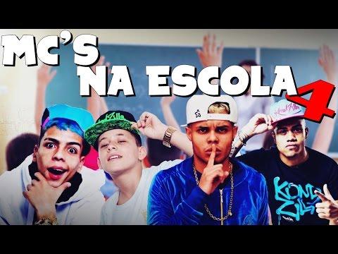 MC'S NA ESCOLA! (MC Lan, MC Kevin, MC Pedrinho e MC Davi...)