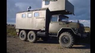 Military Truck camper conversions