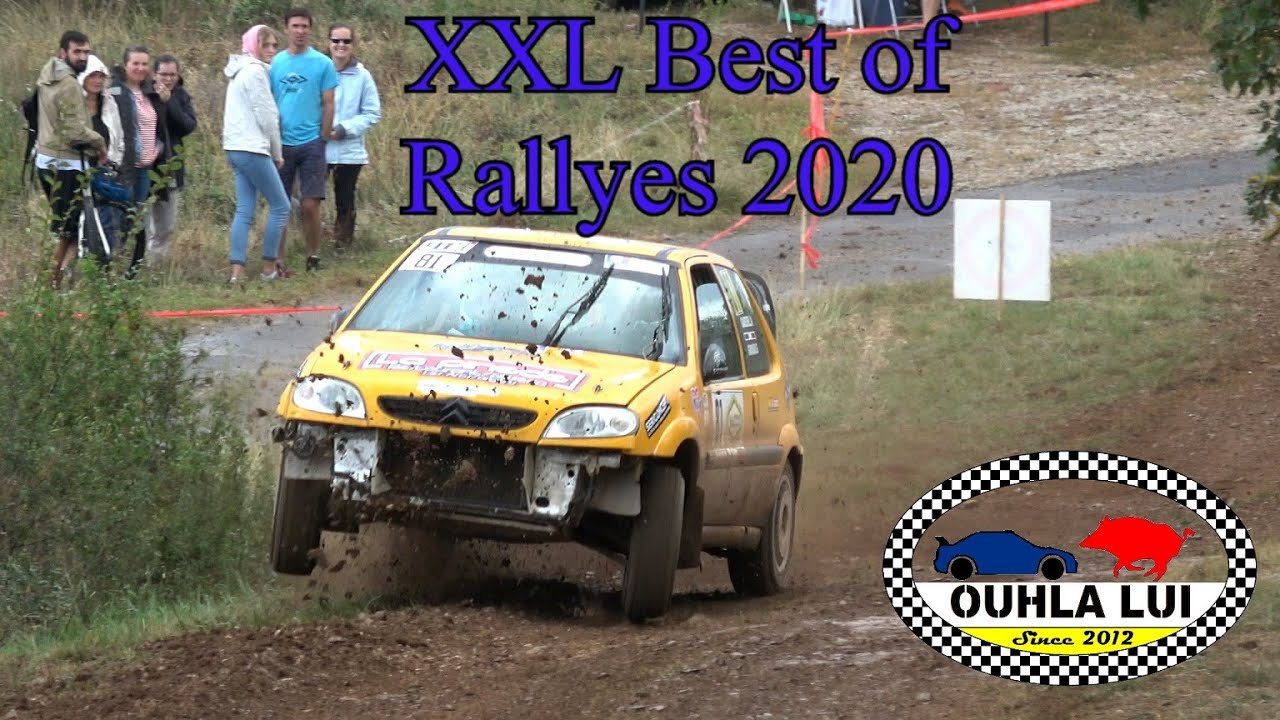 Download XXL Best of Rallyes Crashs & Mistakes & fun & passages de sangliers 2020 version longue by Ouhla Lui