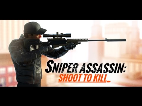 Sniper 3D Assassin: Shoot to kill или вислоухий снайпер
