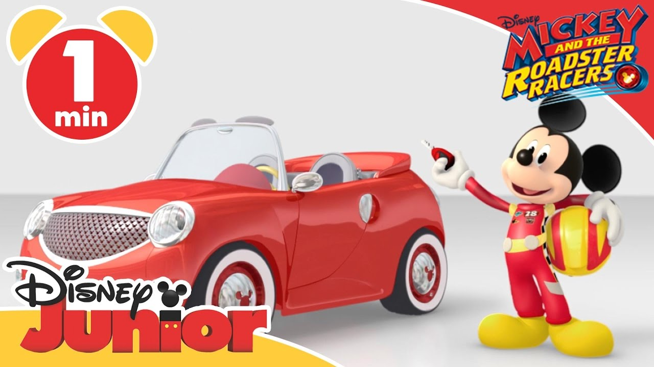 mickey and the roadster racers teaser trailer disney junior uk