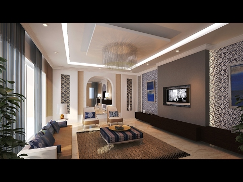 Latest gypsum false ceiling designs as royal decor youtube for International decor false ceiling
