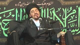 السيد منير الخباز - كيف ينتسب الضلال و الهدى في القرأن إلى الله عز وجل