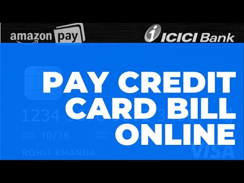 How To Pay Credit Card Bill Online Credit Card Ke Bill Ka Bhugtaan Kaise Karein