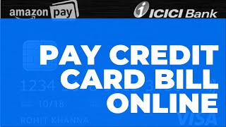 [Hindi] How to Pay Credit Card Bill Online? - Credit Card ke Bill ka Bhugtaan Kaise Karein?