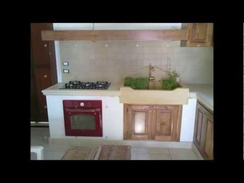 La Pietra Taurina Cucine in muratura Lavelli pavimenti