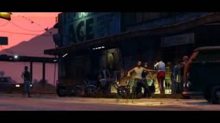 Grand Theft Auto V: trailer di lancio per PlayStation 4 e Xbox One