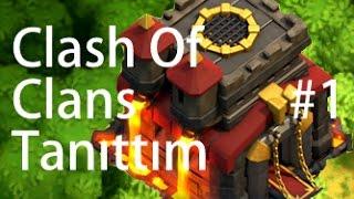 Clash Of Clans 7.65 5 Oyun Hilesi Tanıttım.