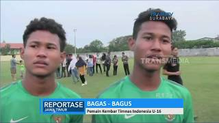 Download Video Duet Bagas - Bagus, Duet Maut Timnas U-16 MP3 3GP MP4