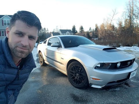Did I win or lose?? I bought a 400HP Mustang GT at Auction