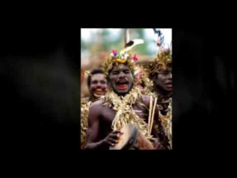 Papua New Guinea, Kokopo: New Ireland Sing Sing Group