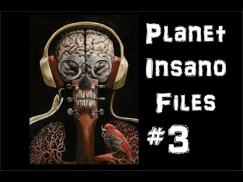 Planet Insano Files #3: Economic Implosion, No Go on the H20, Clear & Present Danger