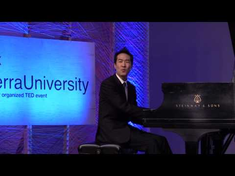 Transform Yourself Into a Performer | Alpin Hong | TEDxLaSierraUniversity