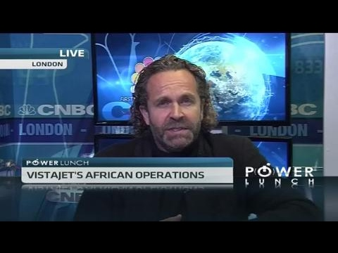 Vista Jet's Africa growth strategy