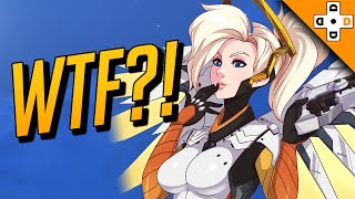 overwatch wtf plays the flight of the mercys