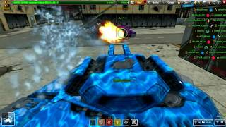 Танки онлайн  геймплей с Джаггернаут # 1/Tanki online   game play with juggernaut # 1