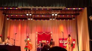 Yakshagana - Chandrashekar Dharmasthala - Yaksha Manjusha - #2  New York 2012
