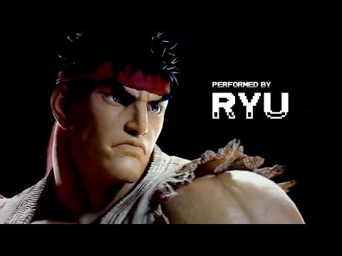Red Bull Promo: Ryu Breaks it Down