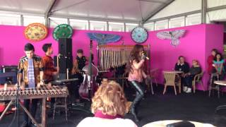 amanda choes tong-tong fair belanda 2013