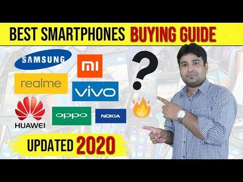 Best Smartphone Buying Guide 2020 - Tips to Buy the Best Smartphones