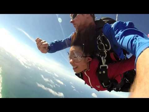 Great Ocean Road - skydive (imovie)