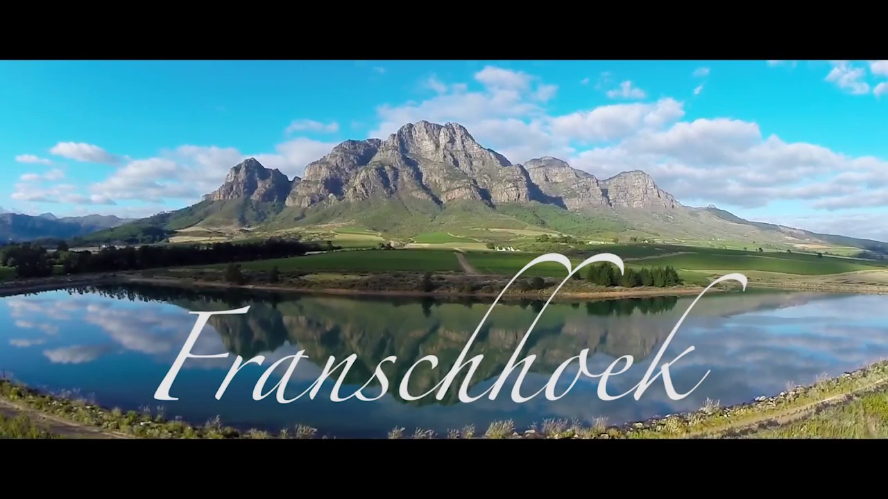 Franschhoek | Cape Town Helicopter Tours