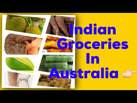 Canberra Indian Kerala Grocery Store - YouTube
