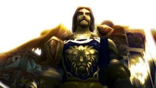 魔獸世界故事之魔獸英雄傳第11期 伯瓦爾 弗塔根bolvar fordragon