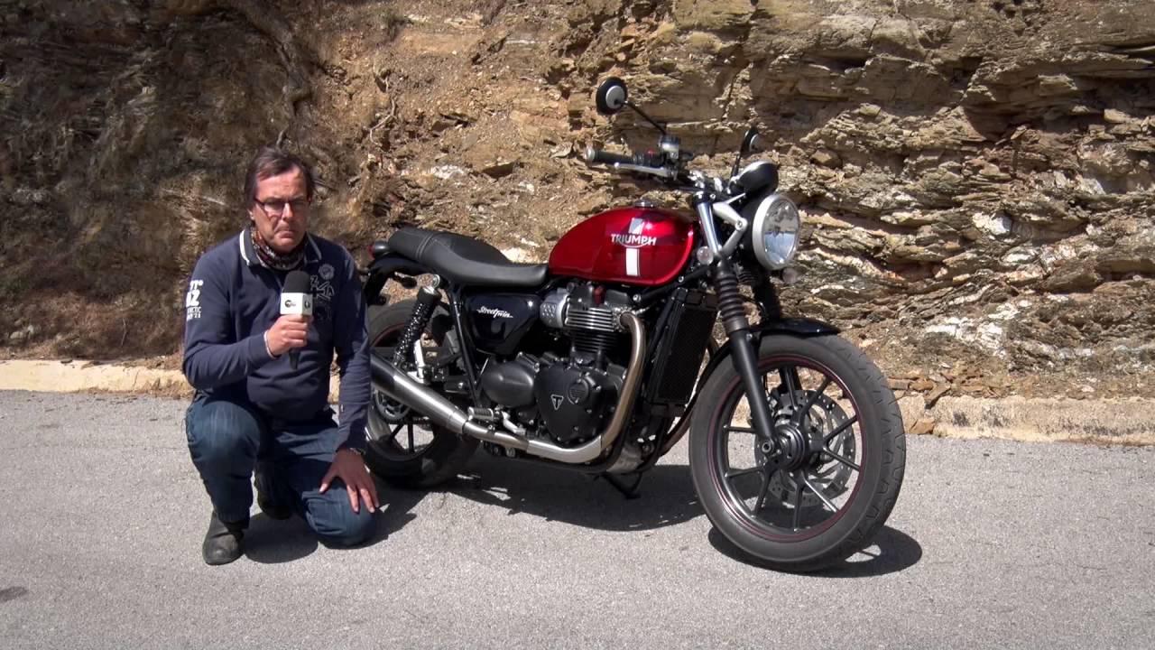 motosx1000 test triumph street twin youtube. Black Bedroom Furniture Sets. Home Design Ideas