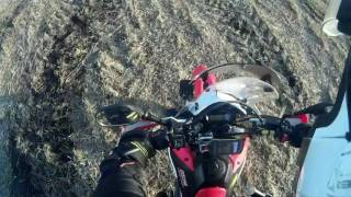 crf 250  with  cbr300r engine