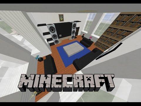 Minecraft: Ev Yapımı | İç Tasarım #5