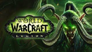 WORLD OF WARCRAFT LEGION en DIRECTO !!! Un directillo rápido de Juernes por la mañana ;)