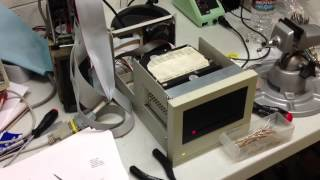 PDP-11/23 ESDI disk formatting