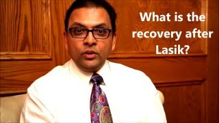 Week What Recovery After Lasik