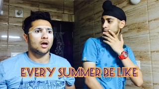 Every summer be like. || Harsh Beniwal thumbnail