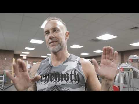 BEHEMOTH's NERGAL On Working Out & Self Improvement | Metal Injection