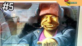 ГТА СИМПСОНЫ - ПОИСК БАРТА - The Simpsons Hit & Run прохождение на русском