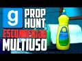 ESCONDERIJO MULTIUSO - GMOD PROP HUNT