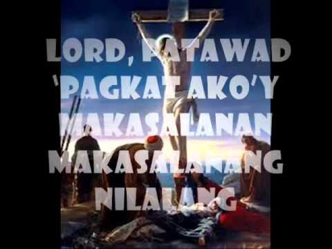 LORD PATAWAD W/ LYRICS BY BASILYO