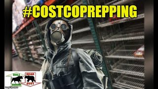DOOMSDAY PREPPERS INVADE COSTCO, EMPTY SHELVES, ECONOMIC COLLAPSE FEAR, FINANCIAL CRISIS PRELUDE?