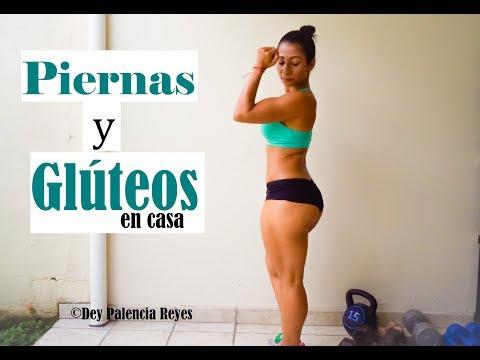 GLUTEOS GRANDES - PIERNAS PERFECTAS - RUTINA 519 - Aumentar glúteos - At Home Butt Workout